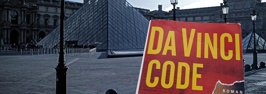 Da Vinci Code bannière