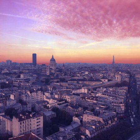 1. Paris insta
