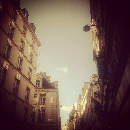 3. Rue Cujas- rue des Grès