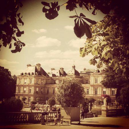 6. Jardin du Luxembourg